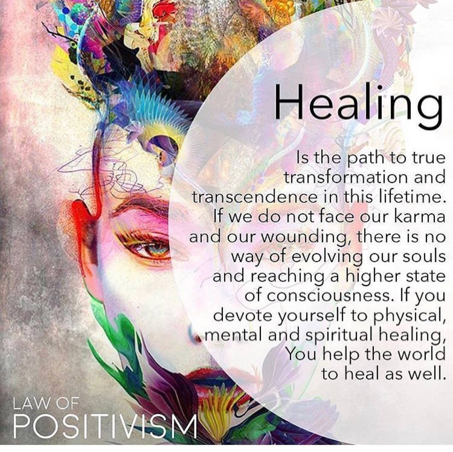 HEALING image credit Law of Positivism